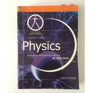 Higher Level Physics (developed specifically for the IB DIPLOMA) - Chris Hamper