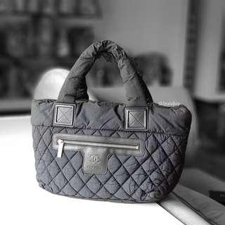 Authentic Chanel Reversible Cocoon Tote