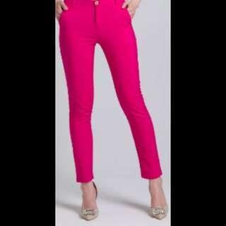 Celana Jeans Pink (Baru)
