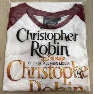 Christopher Robin T-Shirt (M) 包郵費