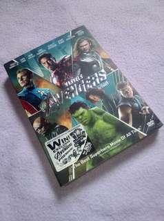 Buenos 🎥en 📀- Marvels Avengers