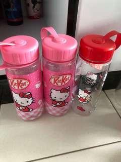 Hello Kitty Water Bottle