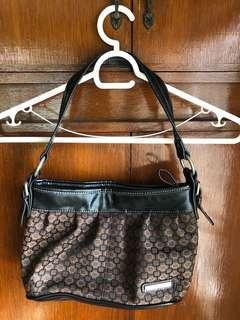 Preloved Original Nine West Brown Shoulder Bag