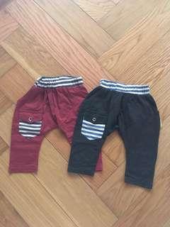 Boys Hareem Pants