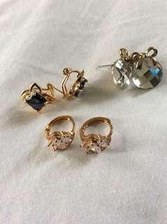 Assorted Fancy Earrings