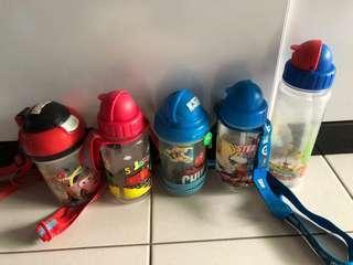 PL Thomas Water Bottle Bundle