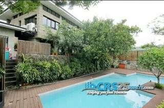 Fully furnished house and lot with swimming pool  in Lahug,Cebu City