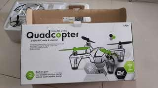 Drone quadcopter Six axis Gyro