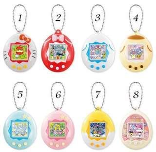 🚚 [INSTOCK] Sanrio Tamagotchi Candy Case Keychain Authentic from Japan