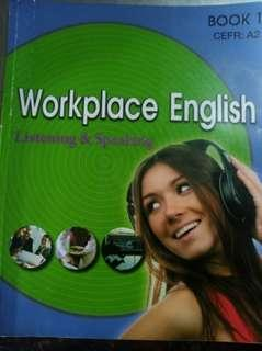 英文課本(Workplace English)