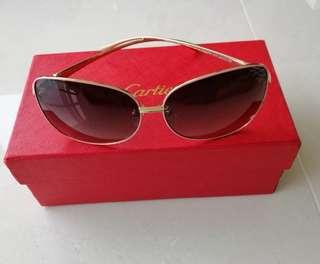 Cartier sunglases