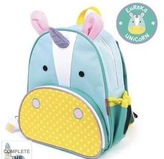 Skip Hop Zoo Little Kid Backpack unicorn