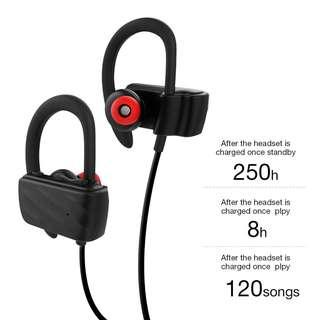 Sport Bluetooth Headset with Noise Cancelling