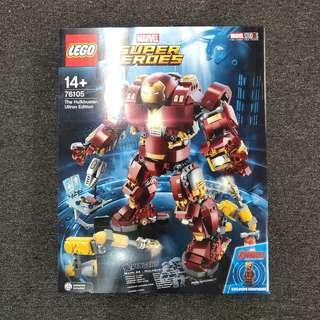 LEGO SUPER HEROES 76105