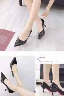 Black Heels (6.5cm)