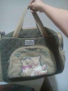 Tas Bawaan Perlengkapan Baby