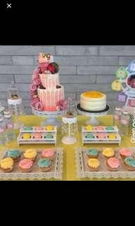 Cake Stand for rent #3x100