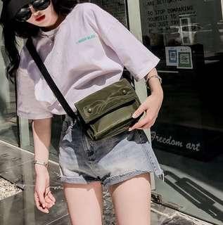 (PRE ORDER) NYLON BAG / tas perempuan / tas korea