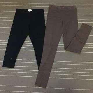 Bundle Cotton on Leggings