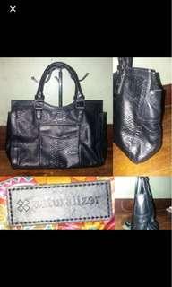 Naturalizer bag (black)