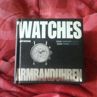 WATCHES ( Design, Technology, History)