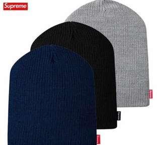 Supreme beanie hat
