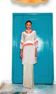 Baju Kurung Moden Syomir Izwa #3x100