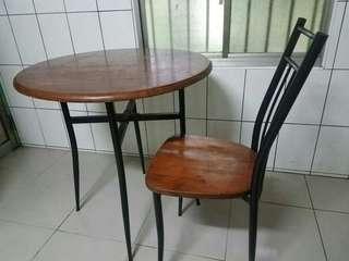 🚚 咖啡桌椅