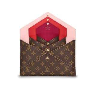 RARE SOLD OUT LOUIS VUITTON Kirigami Pouch SMALL