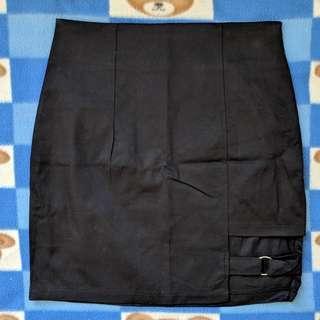 全新 Airspace 黑色 包臀短裙