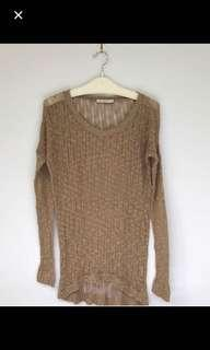Knit long sleeve HUSH PUPPIES