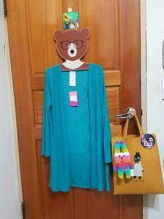 日本顯瘦涼感紗