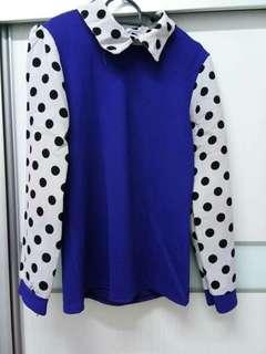 Korean fashion top blouse