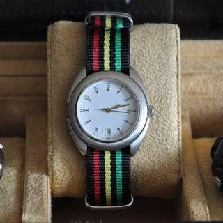 Euro Quartz Watch