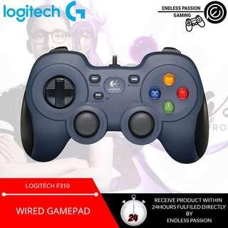 Logitech F310 Wired Gamepad for PC Gaming and Android TV