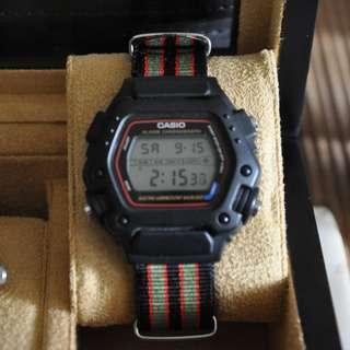 CASIO CLASSIC Sport Digital Diving Watch DW-290-1V