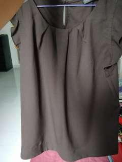 Brand new Pepper Plus size M Top
