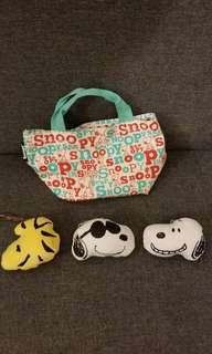 Sale! Snoopy and Woodstock 環保袋