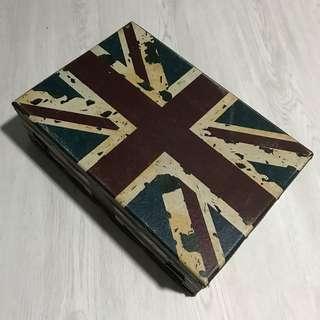Vintage British Suitcase Regular