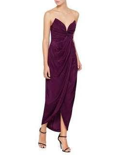 Zimmermann petal twist silk dress