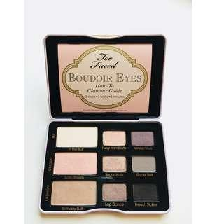 Boudoir Eyes Eyeshadow Collection - Too Faced