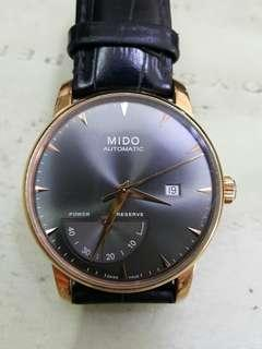 MIDO automatic power reserve 42mm
