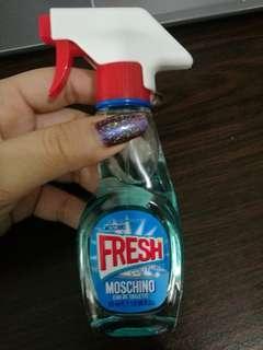 Moschino fresh couture perfume