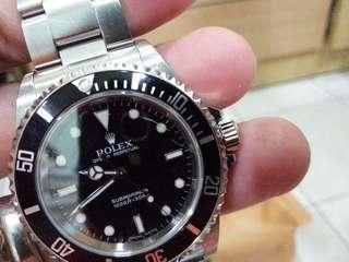Rolex submariner no date