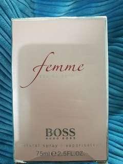 Hugo Boss femme eu de parfum perfume