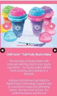 Chillfactor Slushy Maker