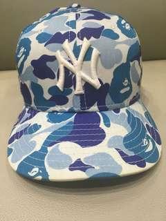 Bape x new era cap