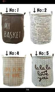 #MidSep50 Laundry Basket