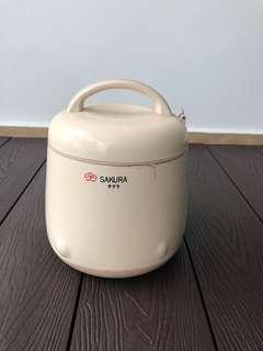 🚚 Sakura Thermo Pot