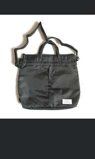 Studious 3 way Nylon Bag (Tote/Sling/Backpack) Japan Appendix